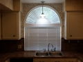 Interior Arch Shutter After