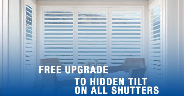 Free Upgrade to Hidden Tilt
