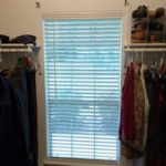Roller Shades Project on Watershed Way in Fulshear TX